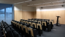 Multipurpose function room
