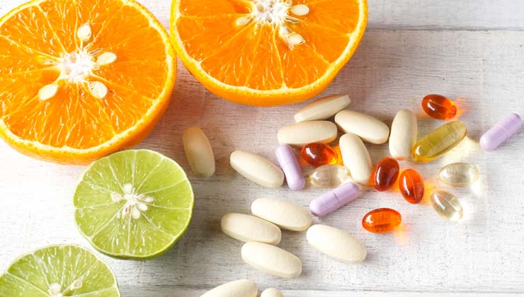 Suplements vitamines per al glaucoma