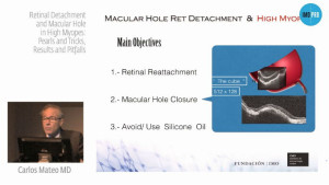 Retinal Detachment and Macular Hole