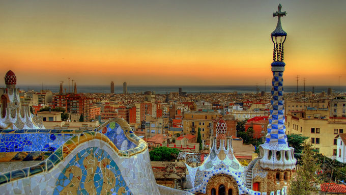 Barcelona, a centre for ophthalmology